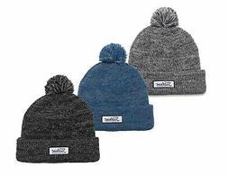 Titleist Pom Pom Winter Beanie Golf Hat Heathered Cap New -