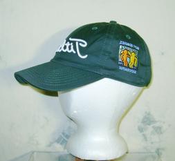Rare Titleist X Keith Haring BEST BUDDIES Dark Green Hat Cap