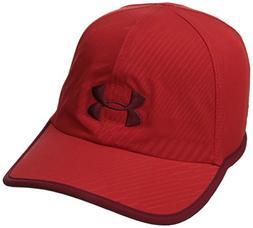 Under Armour Men's Shadow Cap, One Size, Risk Red