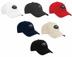 CALLAWAY STRETCH FITTED HAT MENS GOLF CAP - NEW - CHOOSE COL