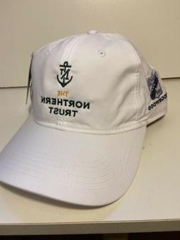 THE NORTHERN TRUST RIDGEWOOD GOLF HAT NWT