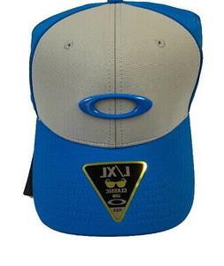 OakleyTincan Hat Mens Fitted Golf Cap - Stone Gray - L/XL