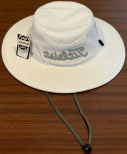 Titleist Tour Aussie Bucket Sun Golf Hat Cap FJ ProV1 White/