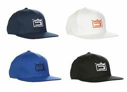 Cobra Tour Crown Youth Snapback Hat Golf Cap New 2019 - Choo
