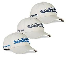 Titleist Tour Performance Golf Hat Bone Collection Cap New 2