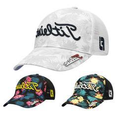 Titleist Tour Snapback Mesh Golf Hat Mens Cap New 2020 - Pic