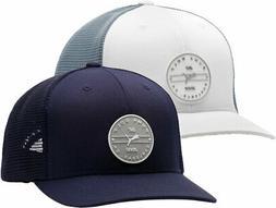 Puma Trucker Circle Patch 110 Snapback Cap Golf Hat 022685 N