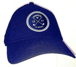 Callaway Golf Trucker Hat 1982 Insignia Black Baseball Cap A