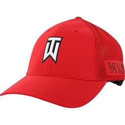 Nike Adult Unisex TW Tour Legacy Mesh Cap University Red / U