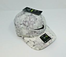 Nike Unisex Aerobill Classic 99 Golf Cap  Grey / White / Bla