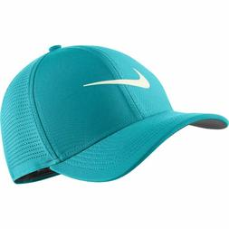 Unisex Nike Gold Aerobill Classic 99 Hat Cap, Cabana/Anthrac