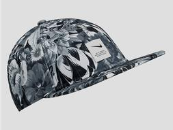 NIke Golf Women's Heritage 86 AeroBill Floral Golf Hat Gray