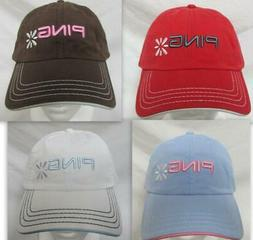 PING Womens OSFM Adjustable Golf Cap Hat ~ 4  Colors ~ Hat E